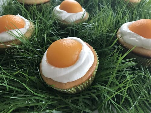 Spiegelei-Muffins