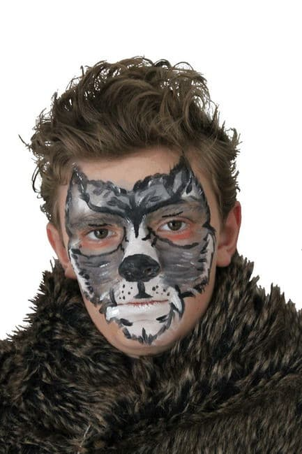 Schminktipp: Wolf