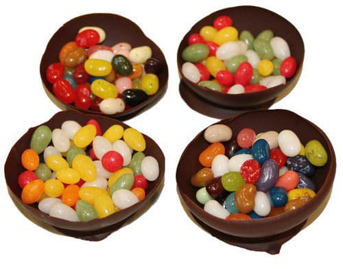 Schokoladennester