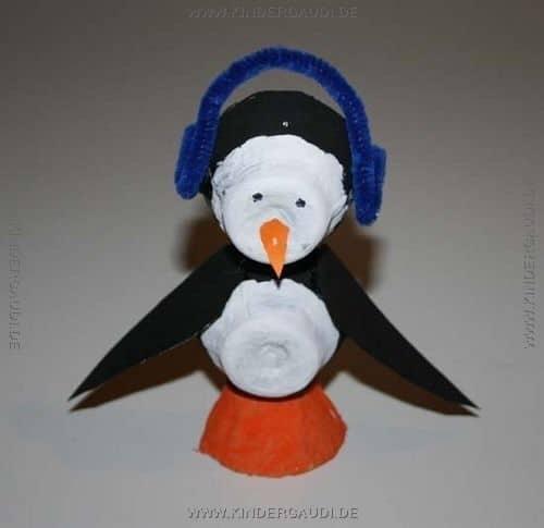 Pinguinfigur