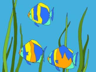 jumping bass fish clip artjumping bass fish clip art | Fish outline,  Silhouette clip art, Fish clipart