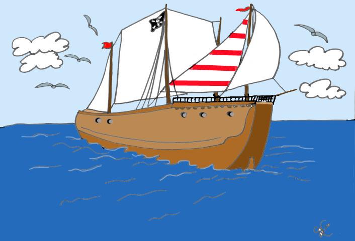 piratenschiff  kindergaudi