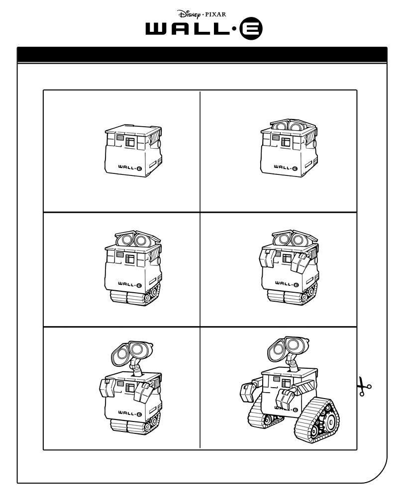 WALL-E Daumenkino