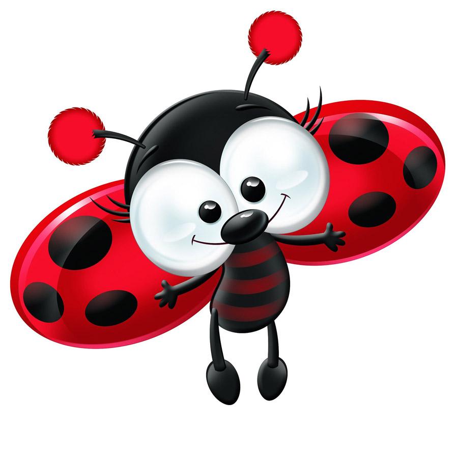 Welcher Marienkäfer fliegt weiter