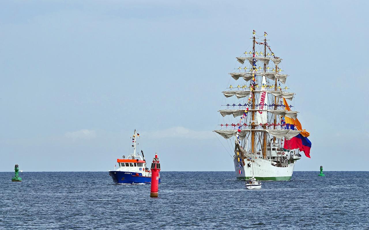 winde wehn schiffe gehn  kindergaudi