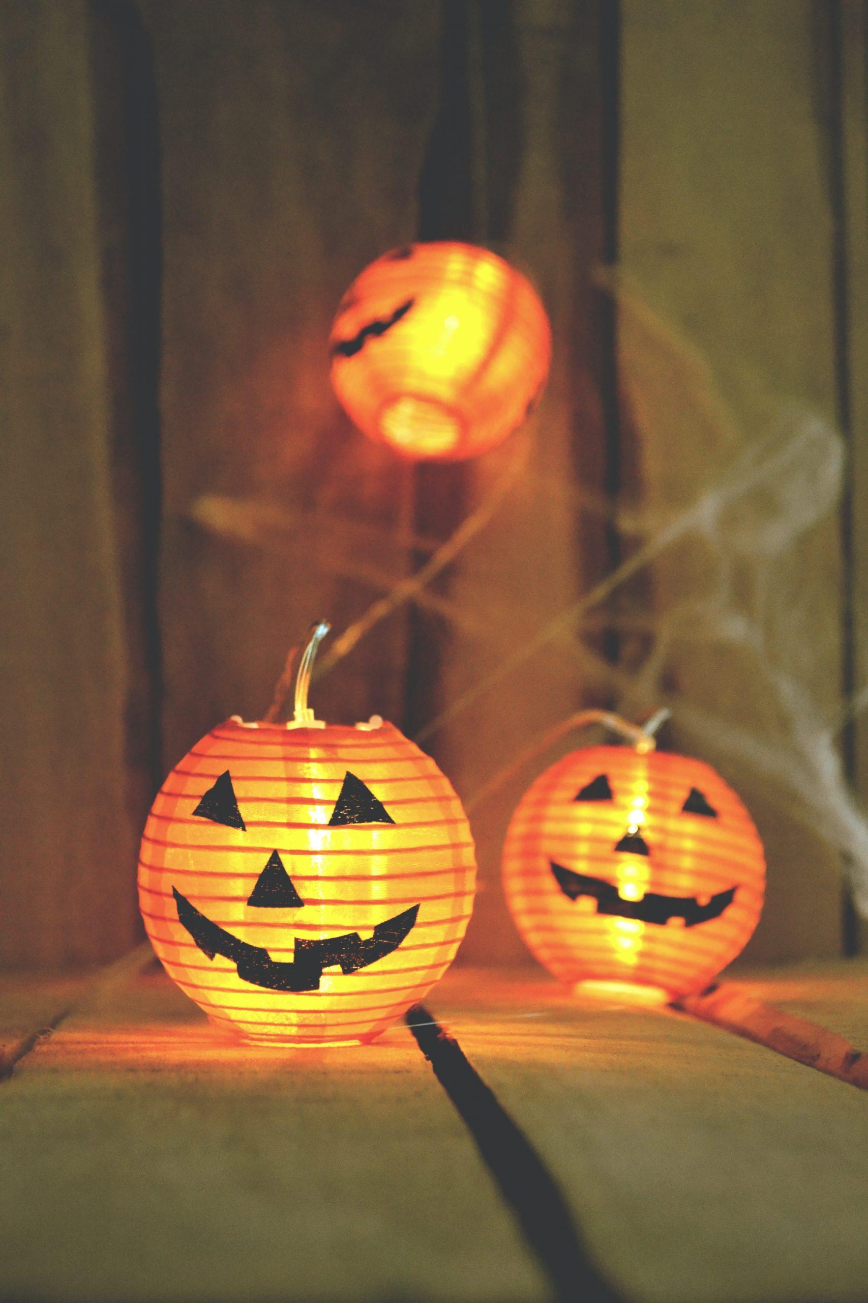Sechs unterhaltsame Halloween-Spiele