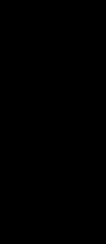 Lachender Schneemann mit Tannenbaum