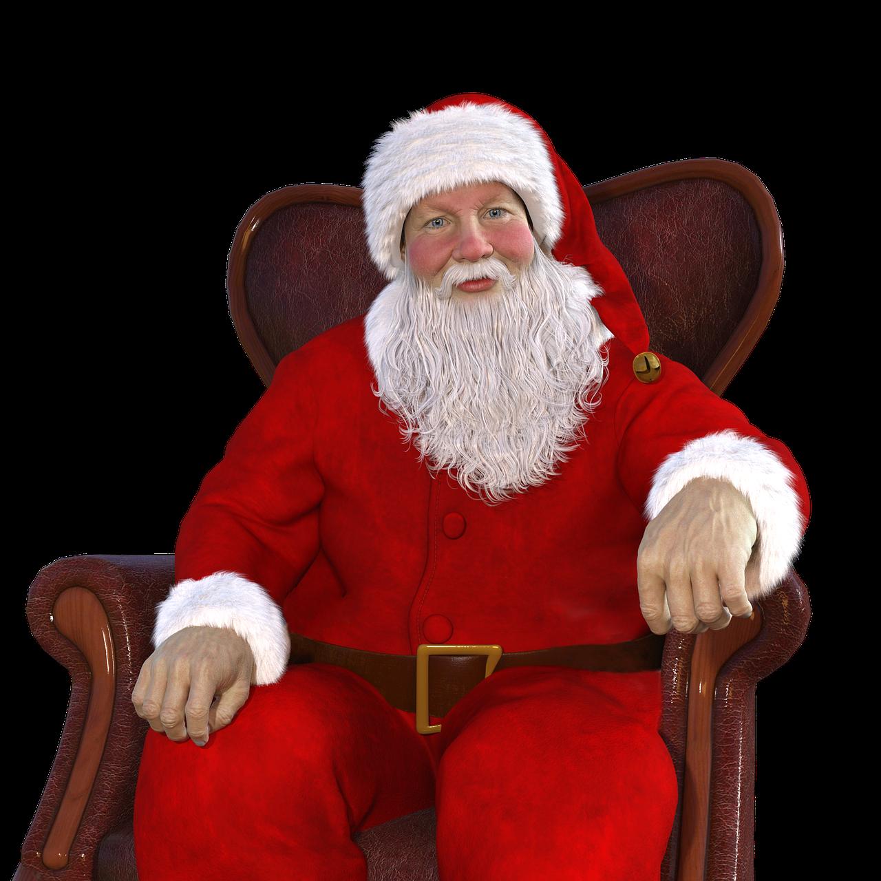 vom nikolaus zum weihnachtsmann  kindergaudi