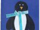 Pinguin Einladung