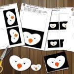 Vorschau Pinguin Karte Download