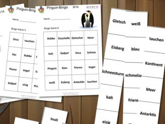 Vorschau Pinguin-Bingo Download